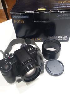 DSLR Camera Panasonic Lumix DMC-FZ5