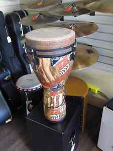 Used REMO d'jembe at Mingo Music