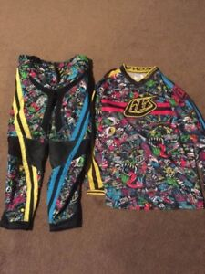 MX Youth Riding Gear