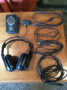 Astro A40 Wired Gaming Headset