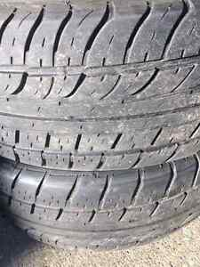 2 - 225 /60/R18 tires for sale