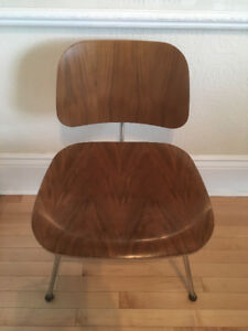 Vintage MCM Eames Inspired Bentwood Chair