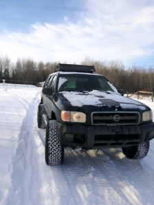 2003 pathfinder lifted