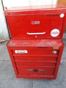 Snap on Tool Chest full of tools.