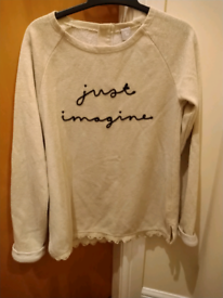 Girls Just Imagine Long Sleeved Top 10 Years