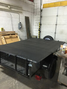 Tri Fpld Truck Bed Cover 8'