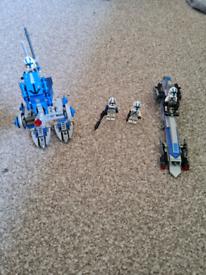 Lego star wars 75280 501st legion battlepack