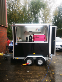 Catering /coffee trailer price on request