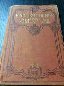 Earl Kitchener and the Great War