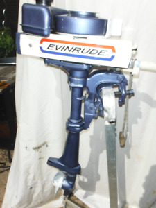 For Sale 1.5hp Evinrude outboard motor