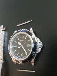 Timex watch diver style