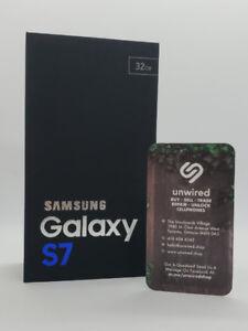 SAMSUNG GALAXY S7 / S8 / S8 PLUS / NOTE 8 - (32GB / 64GB)