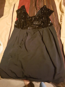 1xl little black dress