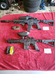 Paintball bag loadout!! Everything must go!