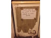 Free to collect chest freezer