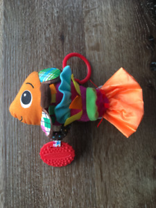 Infantino Baby Development Toy Jittering Fish