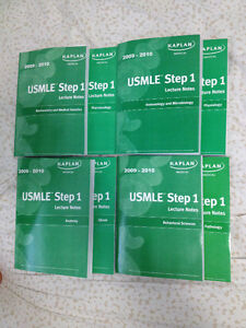 USMLE Step 1, 2 CK, 2 CS, and 3