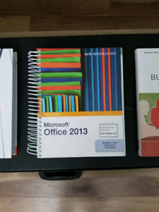 Microsoft Office NBCC Textbook