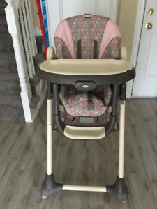 Graco baby high chair!!!! $10