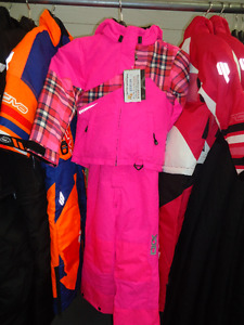 """CLEAROUT SALE ON ALL KIDS """"2017"""" CKX SNOWMOBILE SUITS!"""