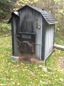 CENTRAL BOILER outdoor wood furnace