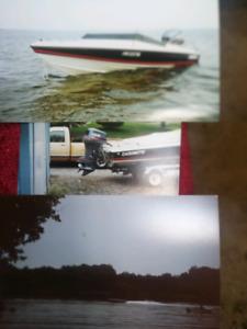 Boats and motors