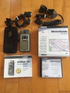 Garmin GPS Map 76S