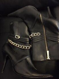Morgan boots