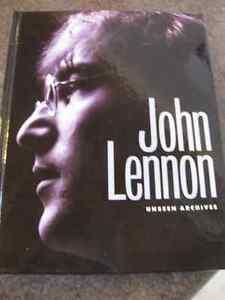 JOHN LENNON UNSEEN ARCHIVES