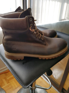 Mens Size 13 Timberland Boots