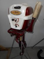 Vintage outboards and accessories
