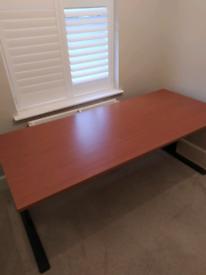 Strong Office desk 180cm lenth