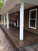 Driveways - Steps - Patio's & Pool Decks