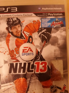 NHL 2013  Ps3