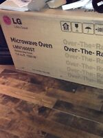 Micro-onde,Microwave oven new in box