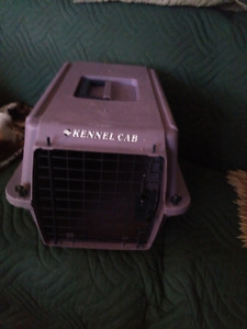 Kennel Cab small pet carrier