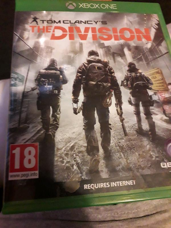 Tom Clancy The division and division 2   in Cramlington, Northumberland    Gumtree