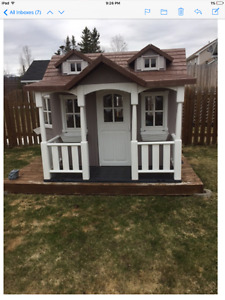 The Ultimate Children's Playhouse