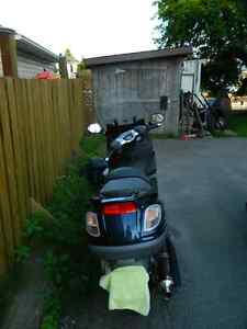 SCOOTER PIAGGO X9 500cc West Island Greater Montréal image 2