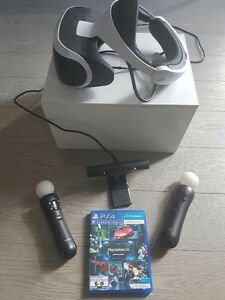 Playstation VR (Virtual Reality)