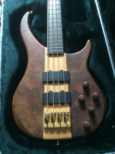 W#W!! PEAVEY CIRRUS CUSTOM SHOP 4 STRING BASS *L@@K*!!!