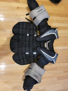 goalie equipment - Free!