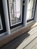 Window and Door Frame Repairs/Replace