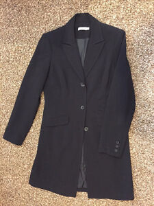 Ricky's Size 6 Ladies Long, Lined Dress Coat