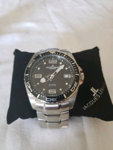 Brand New - Jacques Lemans - Haiti Diver