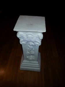 Small Rome looking pillar - Has naked people on it - $40 Windsor Region Ontario image 1