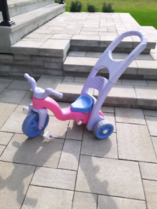 Tricycle fillette