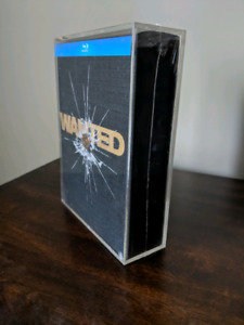 Wanted (Bluray) - Limited Edition Collector's Set