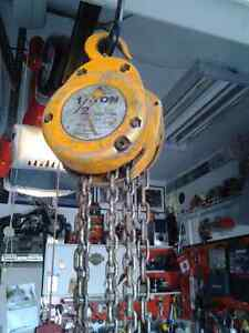 1/2 Ton Chain Hoist