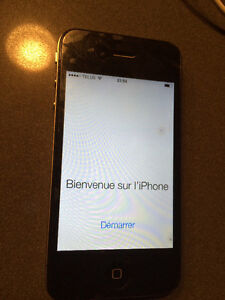 Iphone 4 Telus